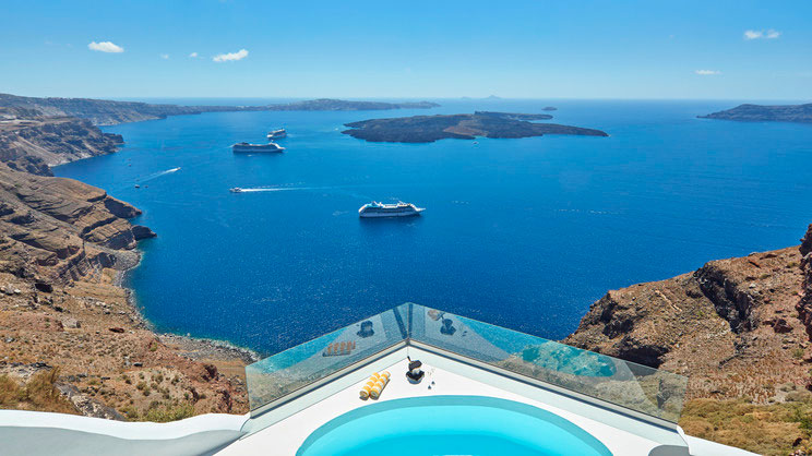 1/10  Chromata Hotel - Santorini