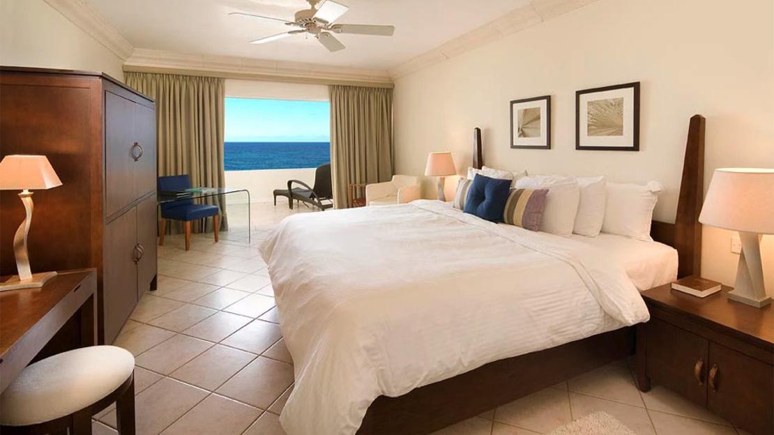 1/6  Mango Bay Hotel - Barbados
