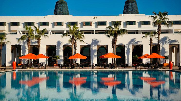 1/6  Sofitel Agadir Royal Bay Resort - Agadir