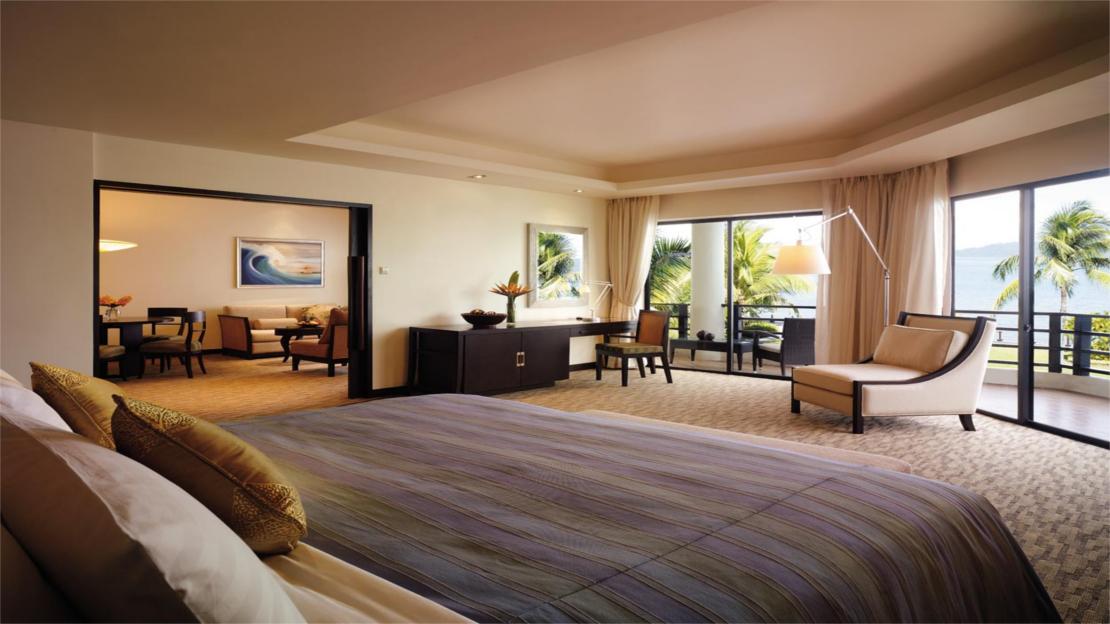 1/6  Shangri La Tanjung Aru Resort and Spa - Borneo