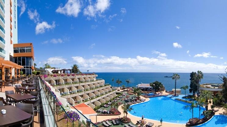 1/10  Pestana Carlton Madeira Hotel. Funchel - Madeira