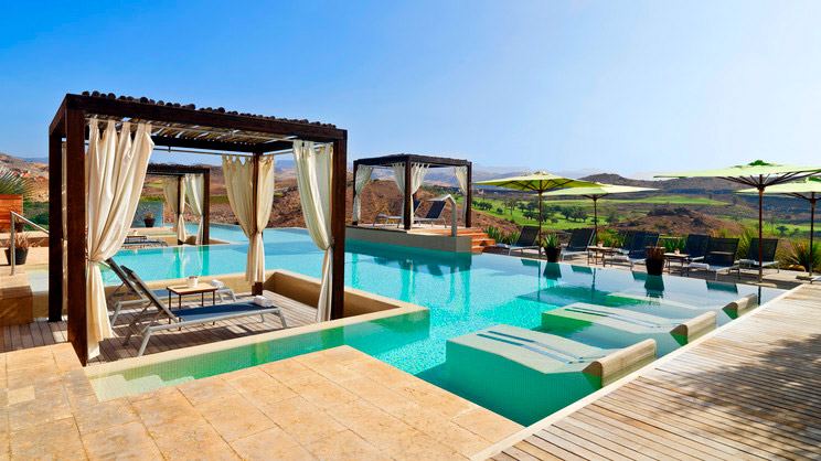 1/11  Sheraton Gran Canaria Salobre Golf Resort - Gran Canaria