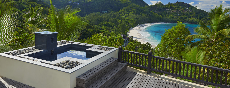 1/12  Banyan Tree - Seychelles