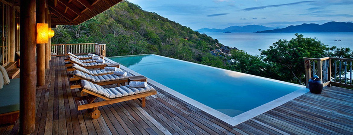 1/21  Six Senses Ninh Van Bay - Vietnam