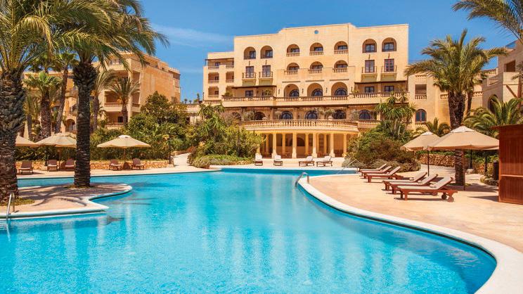 1/10  Kempinski Hotel San Lawrenz - Malta