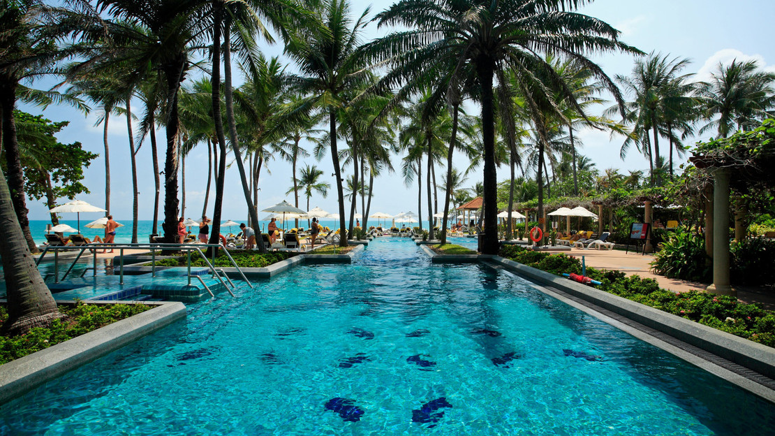Centara Grand Beach Resort Samui - Thailand
