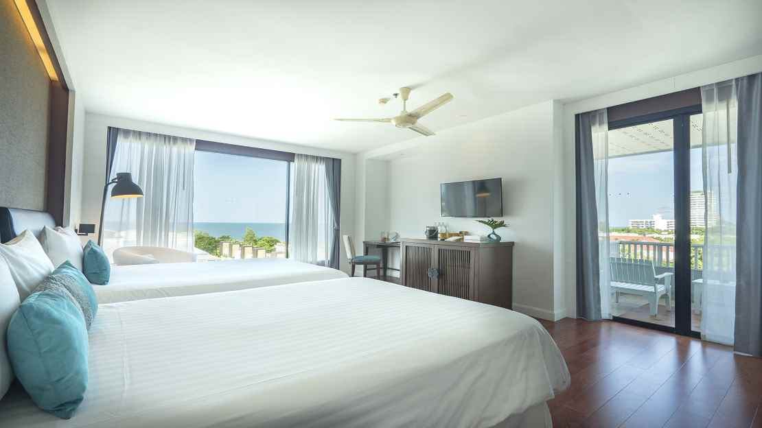 Mini Suite Sea and Horizon Balcony