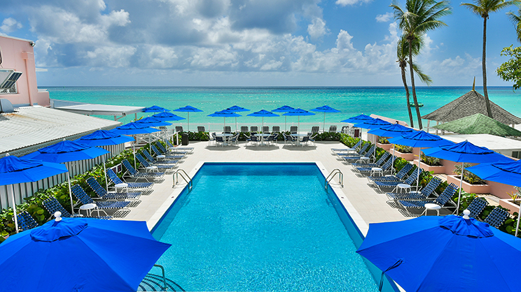 1/9  Butterfly Beach Hotel - Barbados