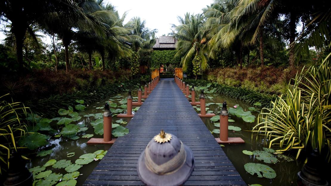 Anantara Bophut Koh Samui Resort - Thailand