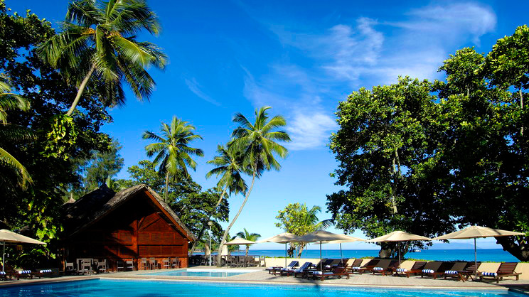 1/7  Berjaya Beau Vallon Bay Resort and Casino - Seychelles