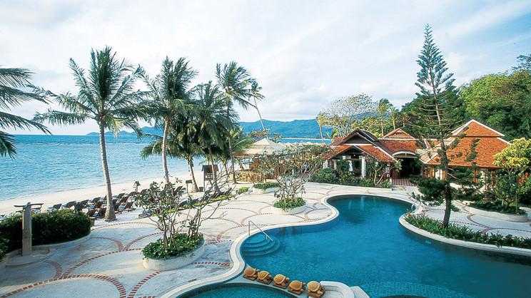 1/9  Chaweng Regent Beach Resort - Koh Samui