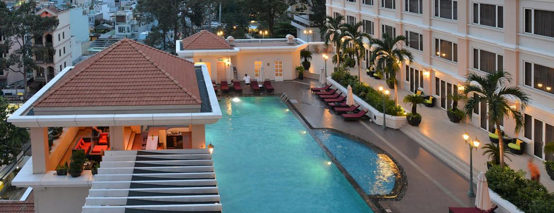 1/10  Hotel Equatorial Ho Chi Minh City - Vietnam