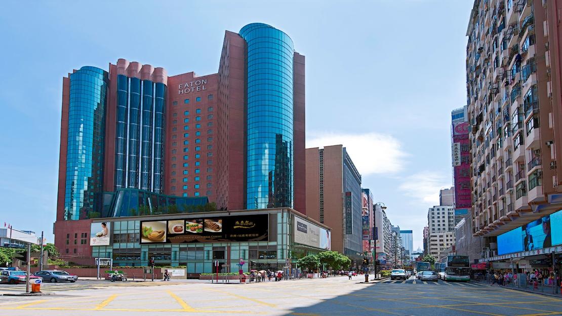 1/9  Eaton - Hong Kong