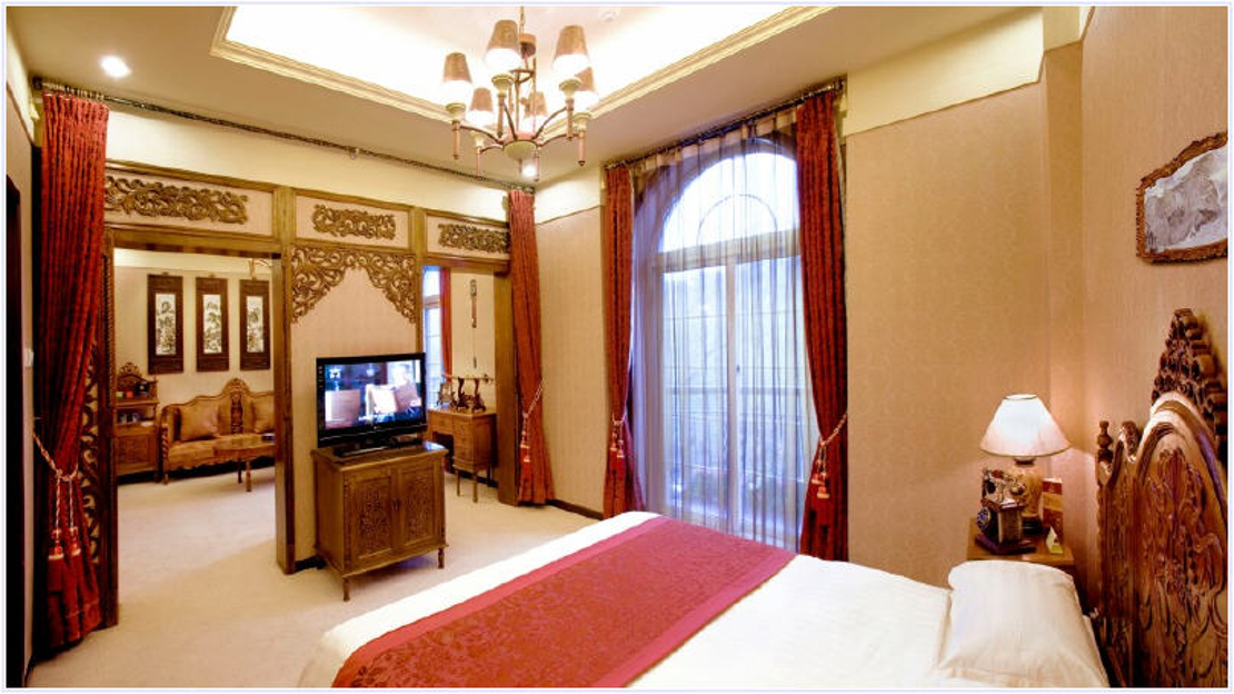 Celebrities Former Residence Suite