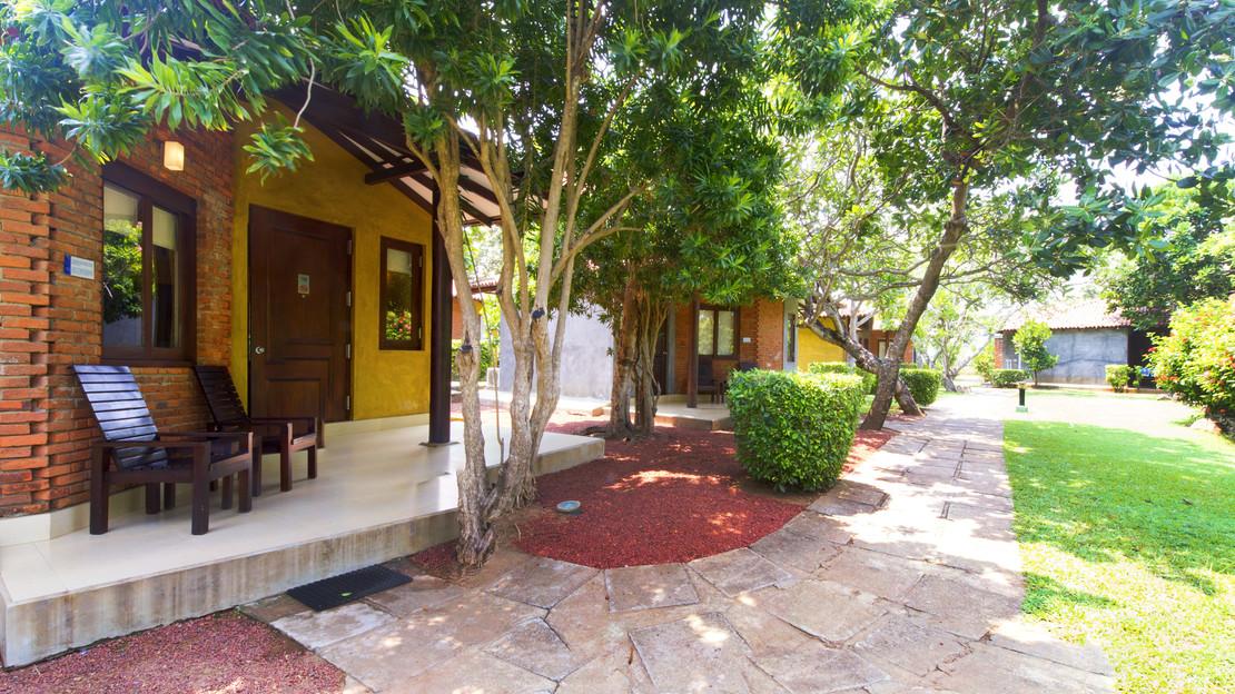 Villa - Garden View