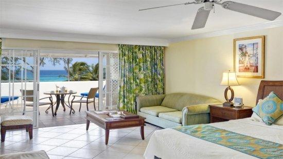 Junior Suite Deluxe Ocean View