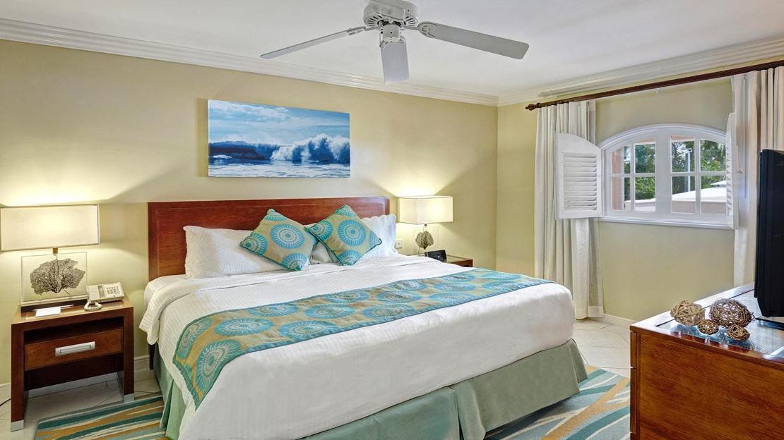 One Bedroom Suite with Pool/Garden view
