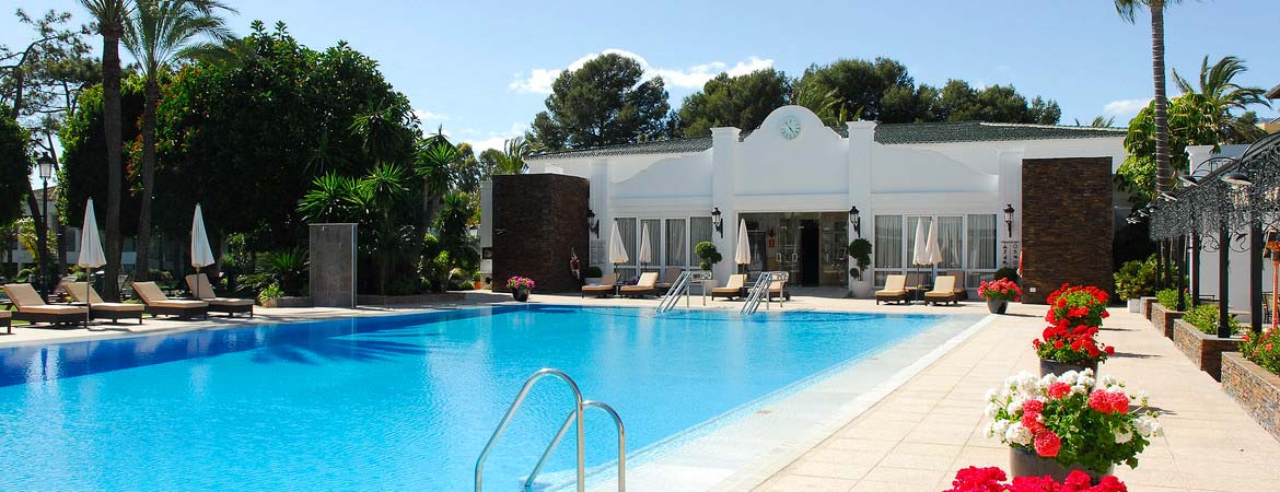 1/11  Los Monteros Spa and Golf Resort - Marbella