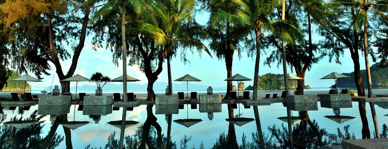 1/14  Tanjung Rhu Resort - Langkawi