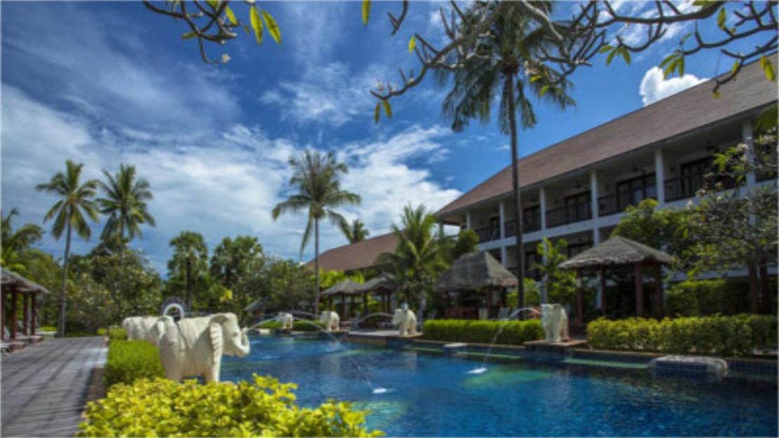 1/10  Bandara Resort and Spa Samui - Thailand