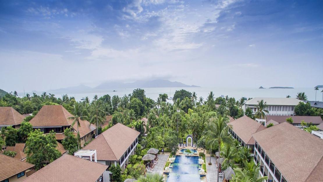 Bandara Resort and Spa Samui - Thailand