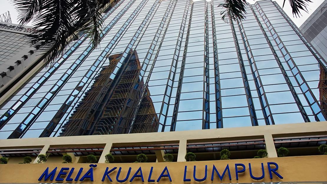1/18  Melia Kuala Lumpur Hotel - Malaysia