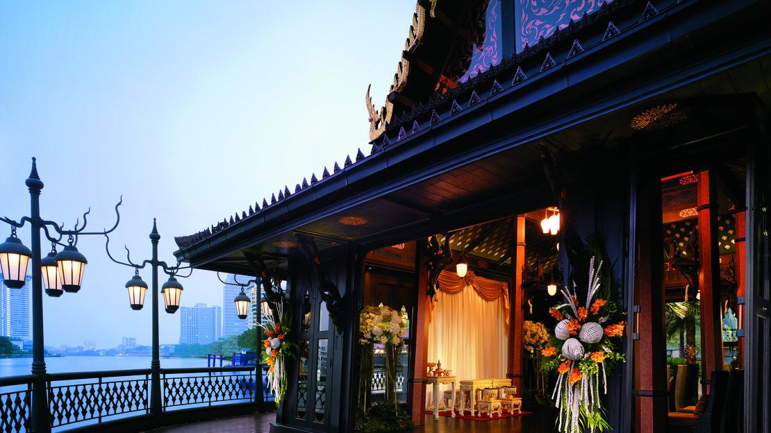 Shangri La Hotel Bangkok - Thailand
