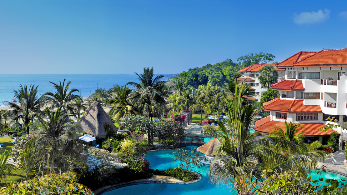 1/12  Grand Mirage Resort and Thalasso - Bali