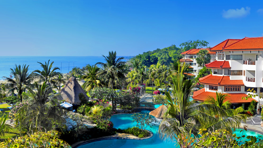 1/8  Grand Mirage Resort and Thalasso - Bali