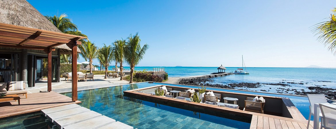 1/8  Veranda Paul and Virginie Hotel and Spa - Mauritius
