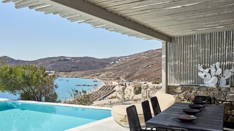 1/6  Royal Myconian Hotel and Spa - Mykonos