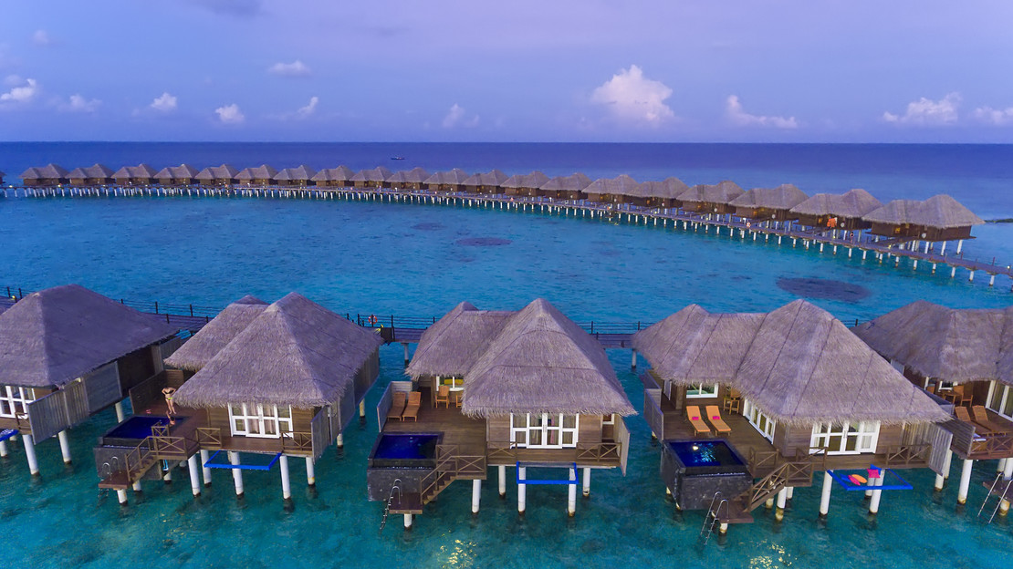 Sun Aqua Vilu Reef - Maldives