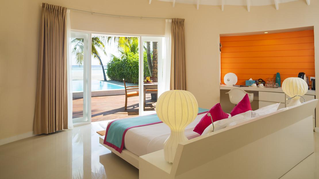 Sun Aqua Pool Villas-Deluxe Beach Pool and Sun Aqu