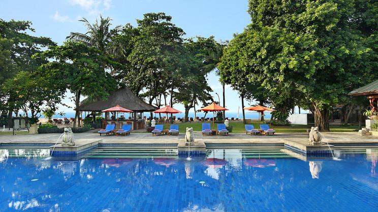 1/7  The Mercure Resort - Sanur, Bali