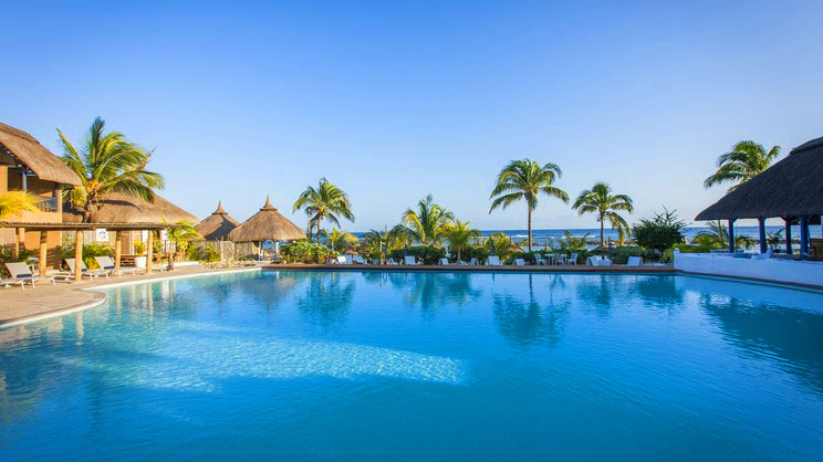1/10  Veranda Pointe Aux Biches - Mauritius