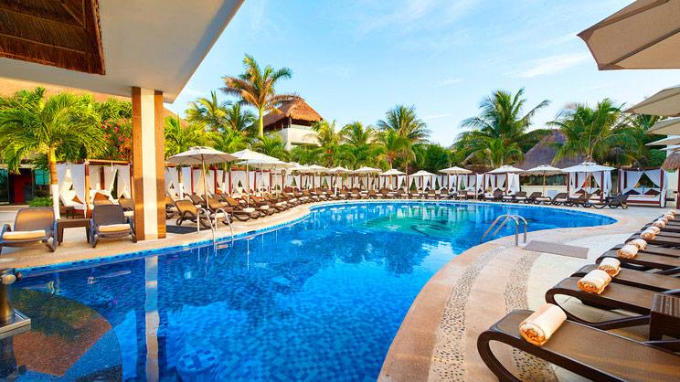1/8  Desire Riviera Maya Resort - Mexico