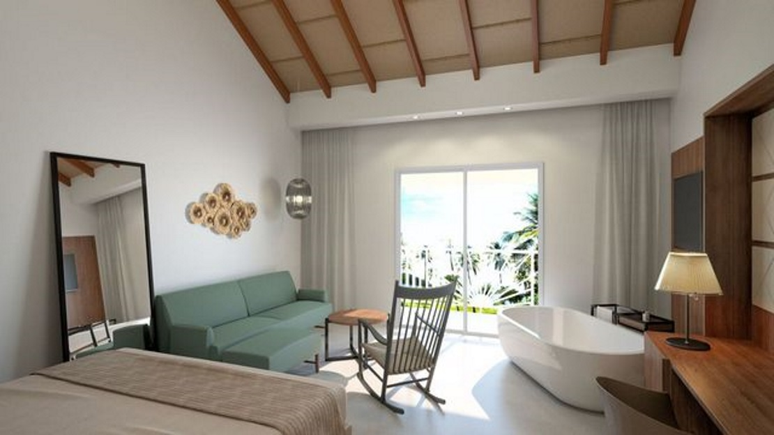 Junior Suite with Ocean View