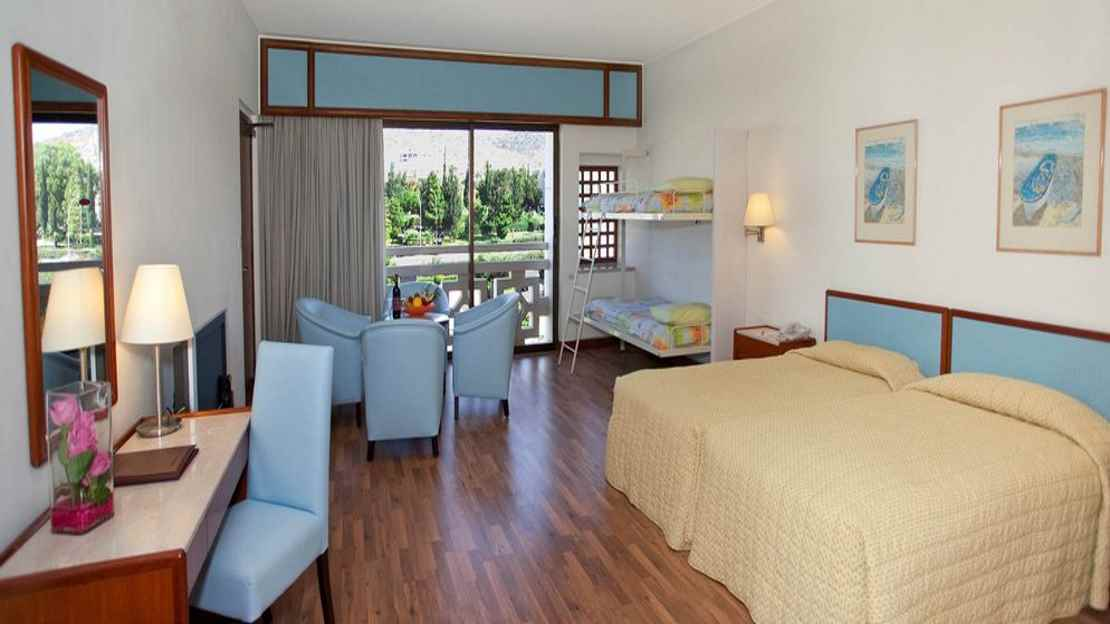 Family Inland View Room