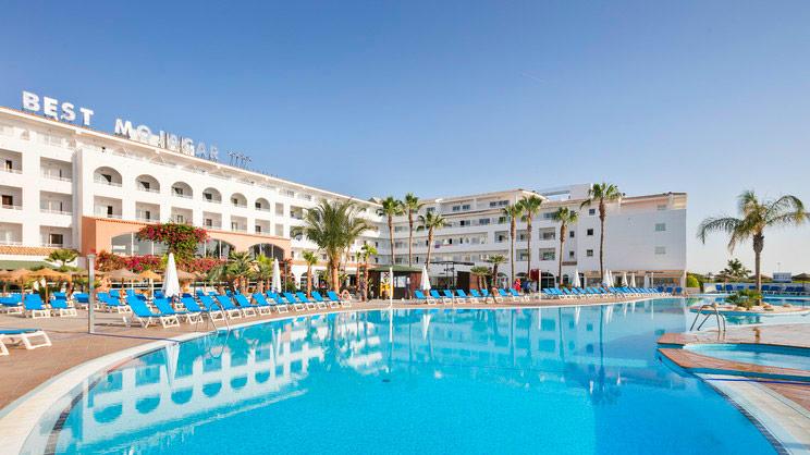 1/10  Hotel Best Mojacar - Costa Almeria
