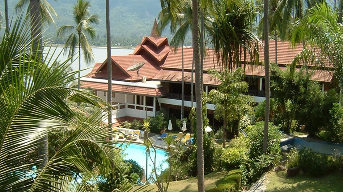 1/6  Nova Samui Resort - Thailand