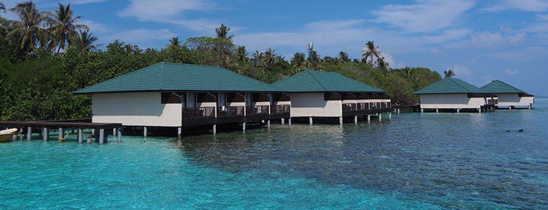 1/7  Embudu Village - Maldives