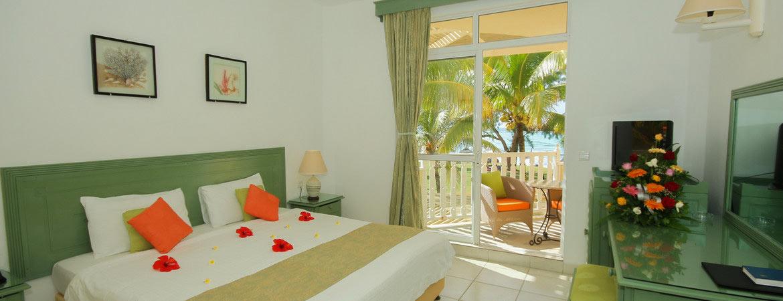 1/5  Silver Beach Hotel - Mauritius