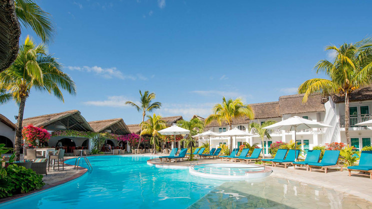 1/6  Veranda Palmar Beach - Mauritius