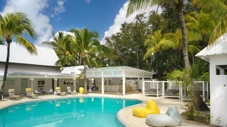 1/9  Tropical Attitude Resort - Mauritius