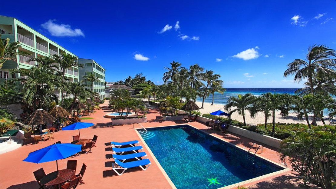 1/7  Coconut Court Beach Hotel - Barbados