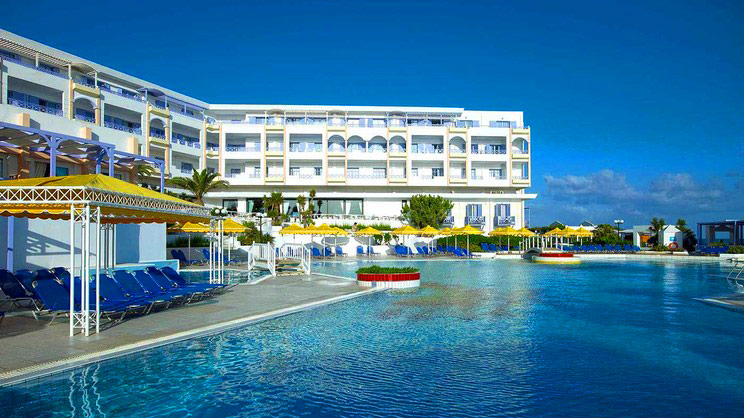 1/10  Serita Beach Hotel - Crete