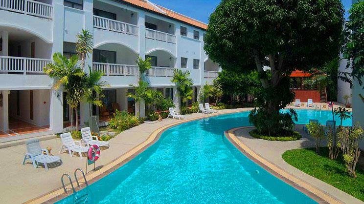 1/8  Samui Palm Beach Resort - Koh Samui