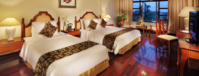 1/11  Hotel Saigon Morin - Vietnam