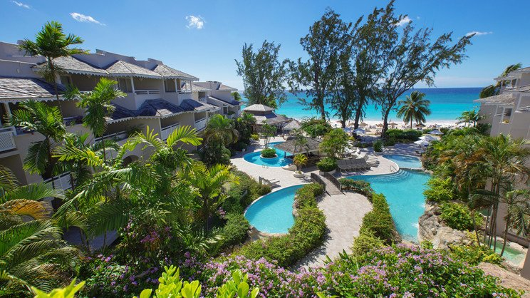 1/8  Bougainvillea Beach Resort - Barbados