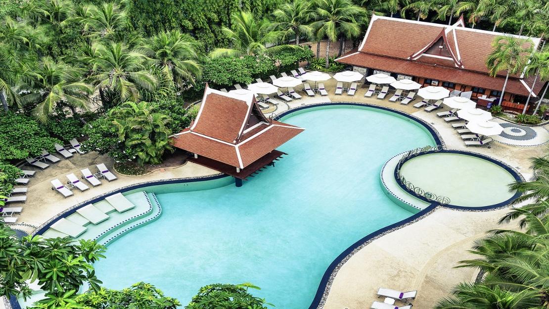 1/8  Mercure Pattaya - Thailand